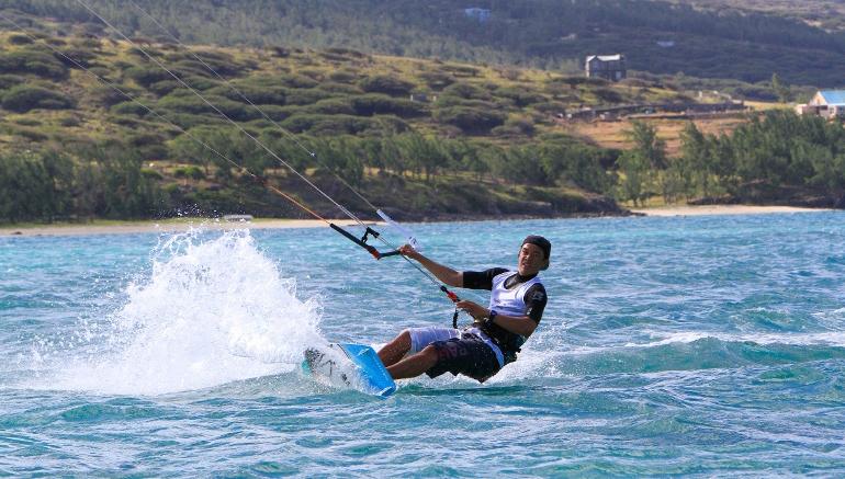 Le Festival de Kitesurf à Rodrigues