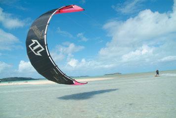Kitesurf Anse Mourouk