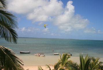 Kitesurf Plage de Saint-François