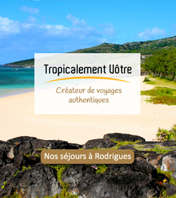 Séjours à Rodrigues
