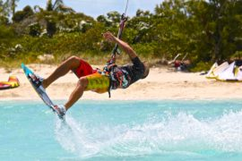 festival de kitesurf à rodrigues
