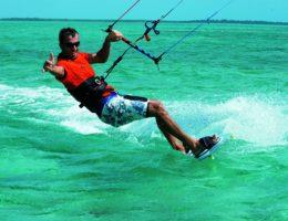 Kitesurf rodrigues