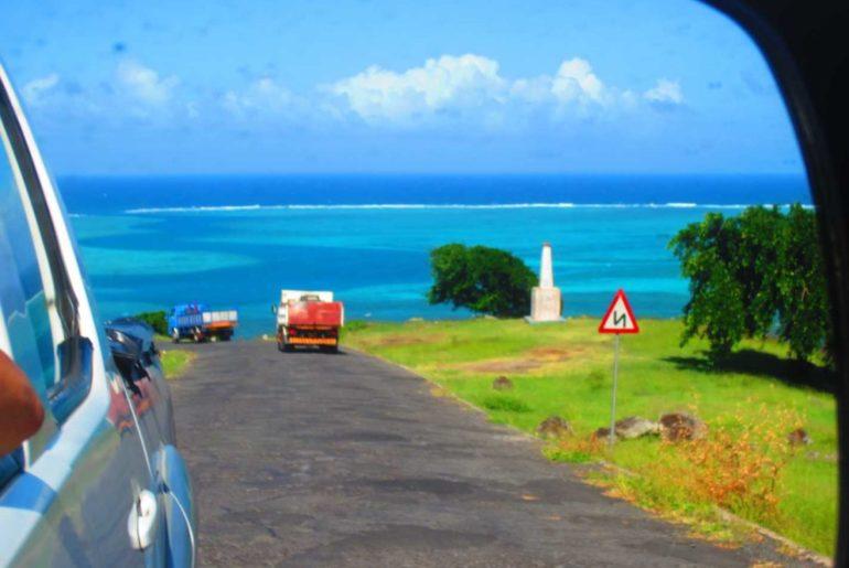 Louer une voiture à Rodrigues