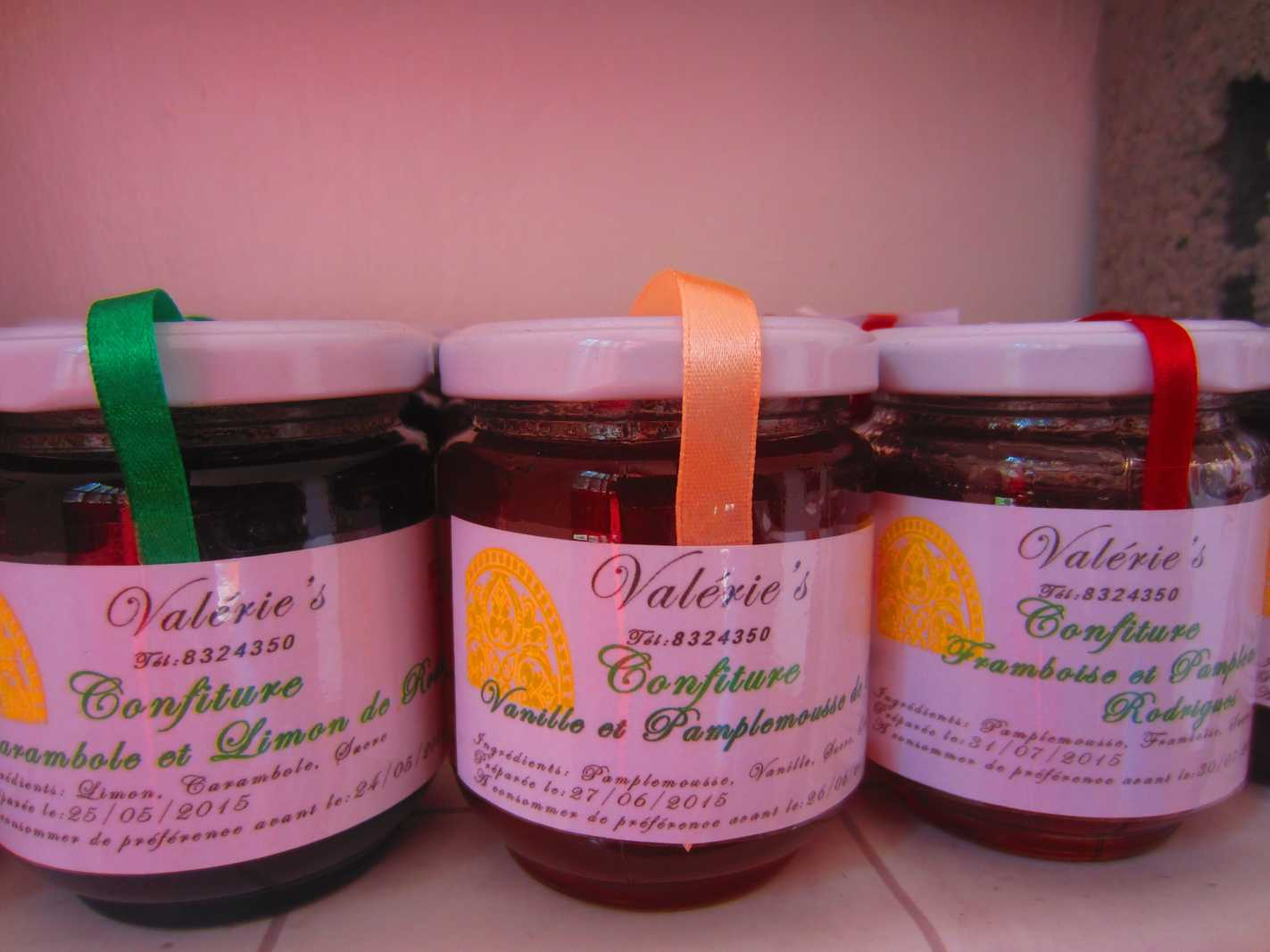 confitures havre gourmand