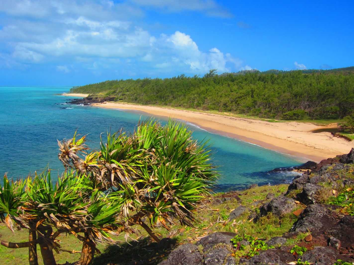 plages sauvages rodrigues